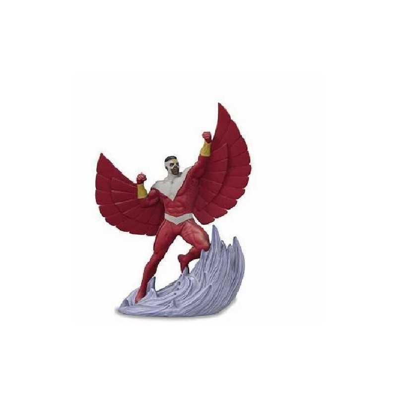 FALCON super eroe SCHLEICH supereroi PERSONAGGI 21507 miniature in resina MARVEL età 3+