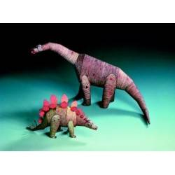 Two Dinosaurs