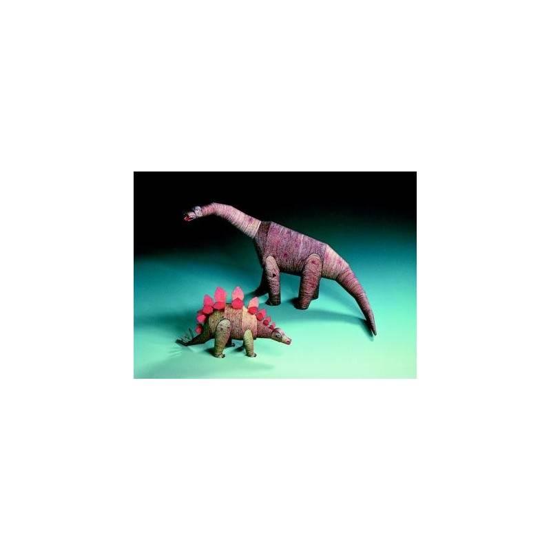 Deux dinosaures