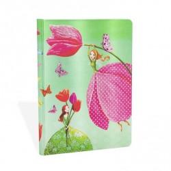 Diario a righe Primavera Gioiosa midi Paperblanks cm 13x18 taccuino