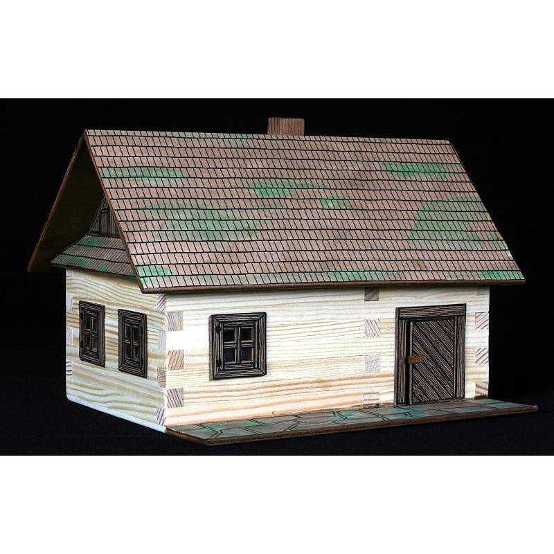 Paysan en bois maison