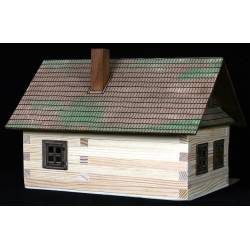 Casetta contadina in legno
