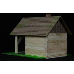 Schimmel, hergestellt aus Holz