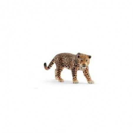 GIAGUARO miniature in resina 2017 animali SCHLEICH wild life 14769 felini JAGUAR età 3+