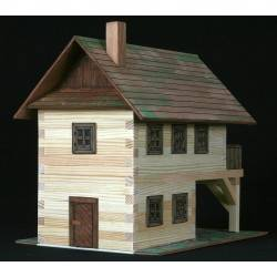 Wooden Town Hall