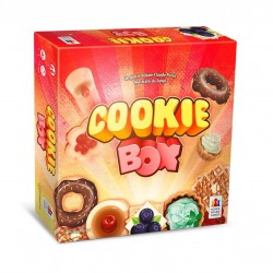 COOKIE BOX party game PASTICCERIA Asterion Press ASMODEE campanello GETTONI gioco 6+
