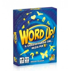 WORD UP! gioco di carte nomi cose città party game da 7 anni DaVinci