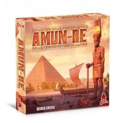 AMUN-RE deluxe gioco strategico antico Egitto Reiner Knizia DaVinci