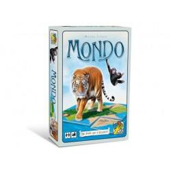 MONDO COMPACT gioco di piazzamento tessere con animali per bambini da 8 anni