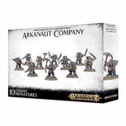 Kharadron Overlords ARKANAUT COMPANY 10 miniature WARHAMMER Age of Sigmar NANI Games Workshop NAVE 12+