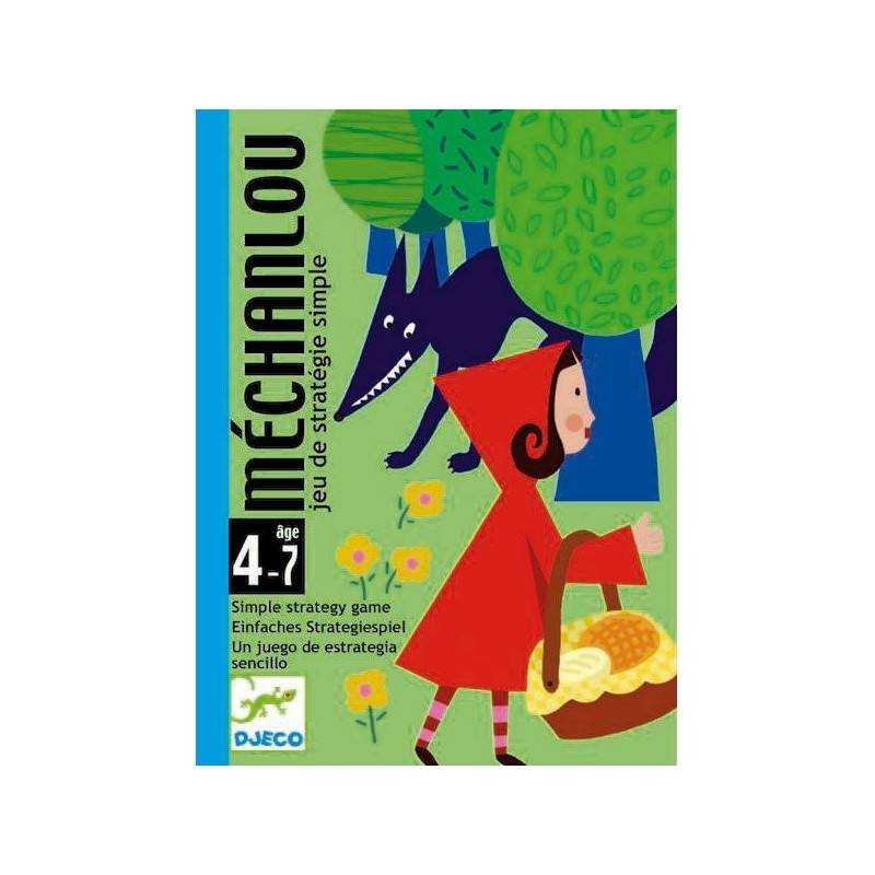 Mechanlou-petit chaperon rouge