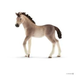 PULEDRO ANDALUSO farm life SCHLEICH animali in resina 13822 cavalli DIPINTO A MANO età 3+