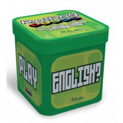 ROLLING CUBES DO YOU PLAY ENGLISH gioco di dadi di parole in inglese CREATIVAMENTE da 6 anni educativo