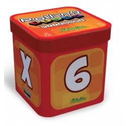 ROLLING CUBES PYTAGORA gioco di dadi di numeri e matematica CREATIVAMENTE da 6 anni educativo
