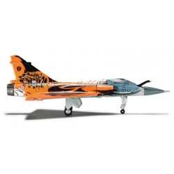 FRENCH AIR FORCE DASSAULT MIRAGE 2000C TIGER HERPA WINGS 555036 scala 1:200 model