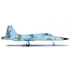 US NAVY NORTHROP F-5N TIGER II HERPA WINGS 554985 scala 1:200 model