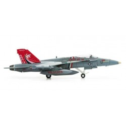 US NAVY MCDONNEL DOUGLAS F/A-18C HERPA WINGS 554169 scala 1:200 model