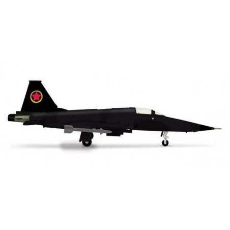US NAVY NORTHROP F-5 TIGER II MIG-28 HERPA WINGS 554145 scala 1:200 model