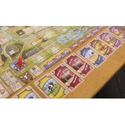 GREAT WESTERN TRAIL gioco da tavolo western in italiano UPLAY per esperti