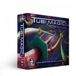 TUBI MAGICI gioco di logica solitario o di società CRANIO in italiano da 8 anni