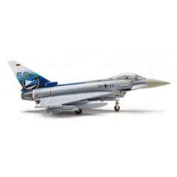 LUFTWAFFE EUROFIGHTER JG74 50 YEARS HERPA WINGS 554466 scala 1:200 model