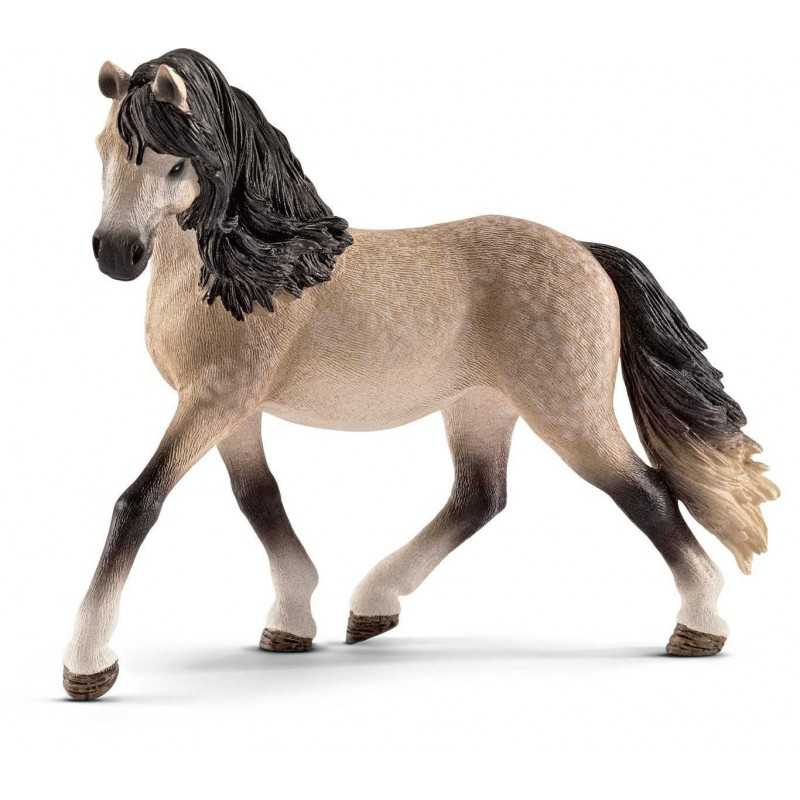 GIUMENTA ANDALUSA horse club SCHLEICH 13793 cavalli in resina