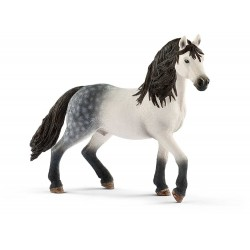 STALLONE ANDALUSO cavallo in resina SCHLEICH 13821 horse club
