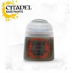 CASTELLAN GREEN colore BASE Citadel 12 ML verde
