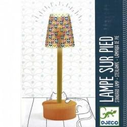 LAMPADA A LED per casa delle bambole Djeco DJ07831 piantana