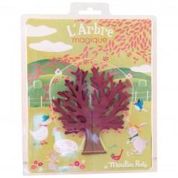 ALBERO MAGICO MOULIN ROTY Les Petites Merveilles 711087 annaffialo e cresce FIORISCE DA SOLO