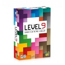 LEVEL 9 dVgiochi GIOCA A UN ALTRO LIVELLO gioco TESSERE carte LIVELLI età 8+