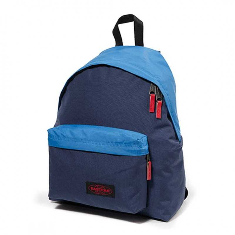 e61b5bb37 ZAINO Eastpak PADDED PAK'R combo BLUE iconico BLU backpack EK620 classico  24 LITRI