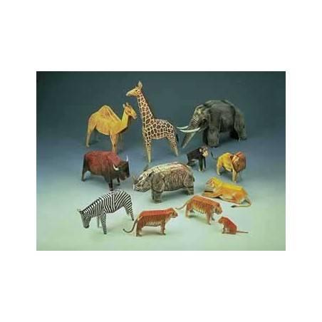 Animali dello zoo