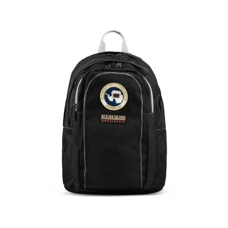 disponibilità nel Regno Unito 70fed 4a91a NAPAPIJRI backpack VOYAGE UNI solid color BLACK 24.7 litres BLACK