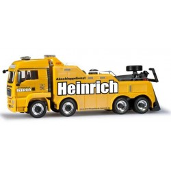 MAN TGS LX EMPL WRECKER HEINRICH WEILERSWIST Herpa 303385 Auto Trucks Camion scala 1:87 model