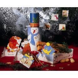 Papier-Weihnachtsschmuck