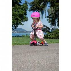 MONOPATTINO mini micro sporty 3 IN 1 mono pattino ROSA originale 3 RUOTE età da 1 a 5 anni