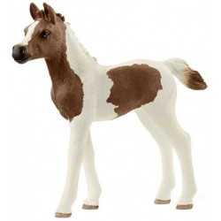 PULEDRO DI ARABO PINTO Schleich CAVALLO animali 13839 miniature in resina HORSE CLUB età 3+