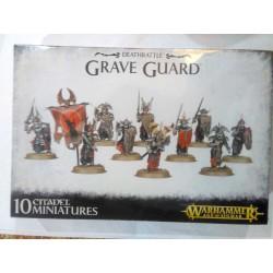 Vampire de Warhammer de GAMES WORKSHOP compte TUMULUS citadelle garde age 12 + SIGMAR