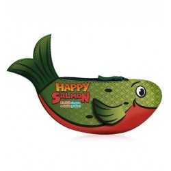 HAPPY SALMON frenetico gioco di carte DaVinci Games party game
