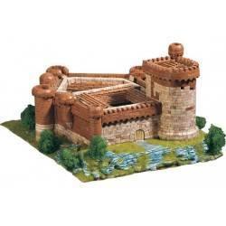 Castillo de Arevalo-Spanien