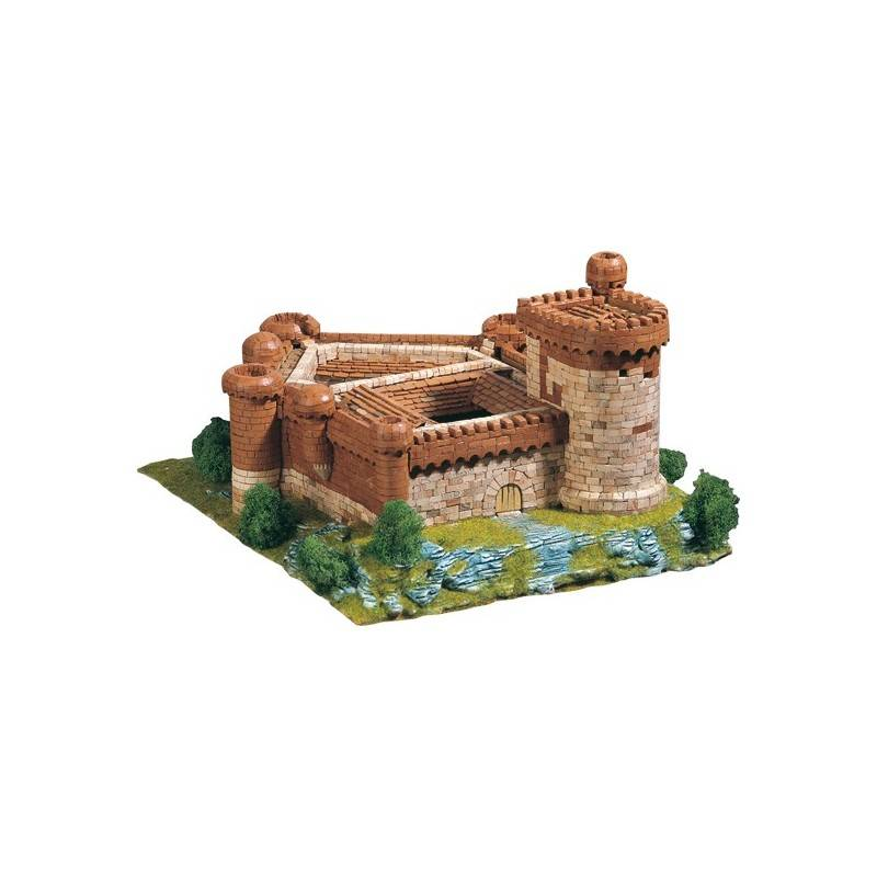 Castillo de Arevalo-Espagne