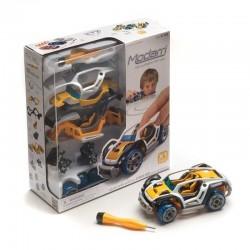MODARRI FUORISTRADA DA MONTARE kit toy car macchina in set di montaggio da 8 anni