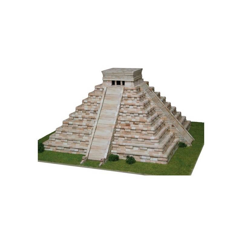 Templo de Kukulcan, Chichen Itza, Mexique