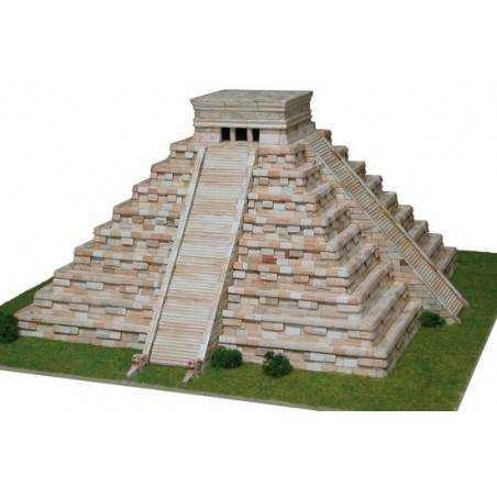 Templo de Kukulcan, Chichen Itza, Messico