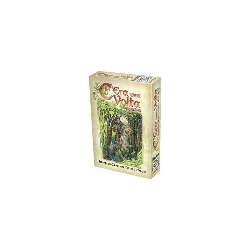 C'ERA UNA VOLTA STORIE DI CAVALIERI MARI E MAGIE espansione gioco di carte di narrazione Raven edizione italiana