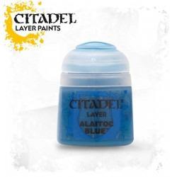 ALAITOC BLUE colore LAYER Citadel WARHAMMER Games Workshop BLU 12 ml