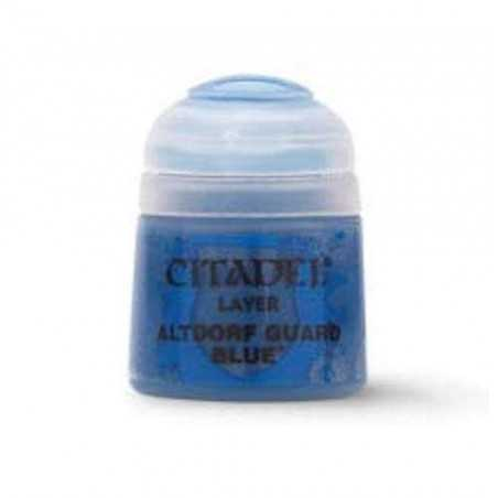 ALTDORF GUARD BLUE colore LAYER Citadel WARHAMMER Games Workshop BLU 12 ml
