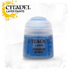 CALGAR BLUE colore LAYER Citadel WARHAMMER Games Workshop BLU 12 ml