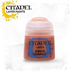 SQUIG ORANGE colore LAYER Citadel WARHAMMER Games Workshop ARANCIONE 12 ml